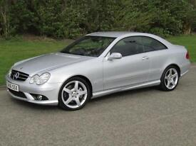 2006 56 Mercedes-Benz CLK 220 CDI Sport Auto Coupe AMG Diesel
