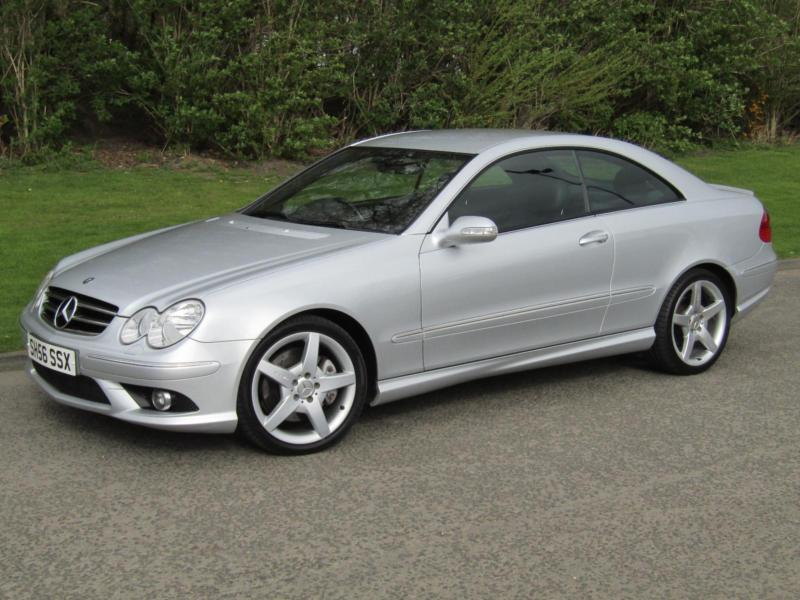 2006 56 mercedes benz clk 220 cdi sport auto coupe amg diesel in hexham northumberland gumtree