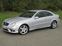 2006 56 Mercedes-Benz CLK 220 CDI Sport Auto Coupe AMG Diesel