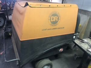 DR Leaf and Lawn VacuumPRO XL-321, Tow-Behind