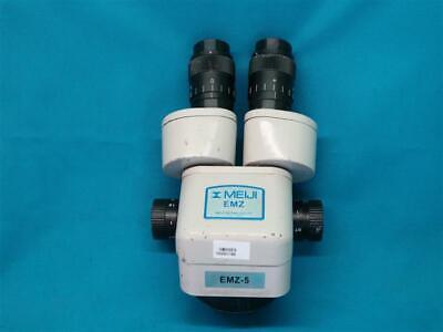Meiji Techno Emz Emz-5 Microscope W Missing Part
