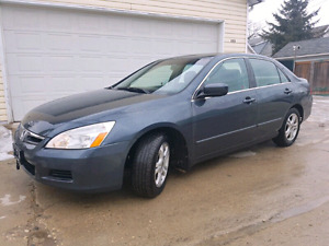 2007 Honda Accord, safetied, sunroof, keyless entry