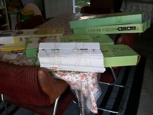Window Blinds - Venetian - different sizes  OBO