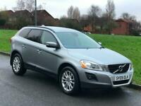 2009 VOLVO XC60 2.4 D5 SE LUX GEARTRONIC AWD + AUTOMATIC + FULL SERVICE HISTORY