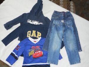 Boys Size 2 Clothing Lot