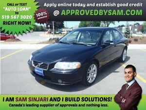 VOLVO S60 - APPLY WHEN READY TO BUY @ APPROVEDBYSAM.COM