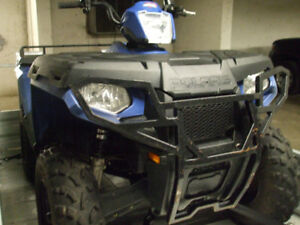 2013 polaris sportsman 400HO---$4800