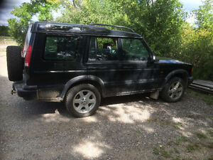 2002 Land Rover Discovery Other