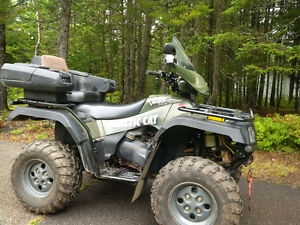 2004 Arctic Cat 650cc well maintained