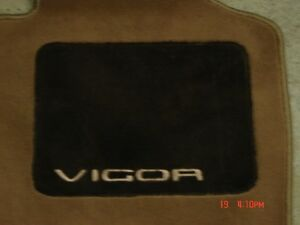 Tapis Moquettes ACURA VIGOR Floor Matts - Neufs New West Island Greater Montréal image 4