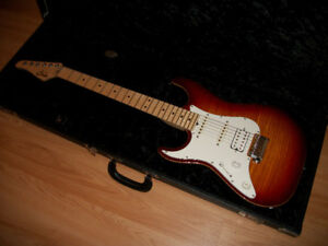 Suhr Pro Series S4 Aged Cherry Burst Lefthanded w/OHSC