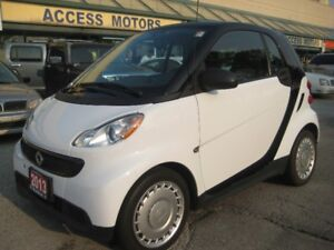 2013 Smart fortwo, Like New, Only 46k, Only $5980