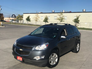 2010 Chevrolet Traverse, 7 pass, Doubl Sunroof, warranty availab