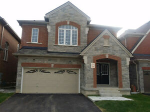 Brand New Detached- 4 bed Milton Available Nov 1st