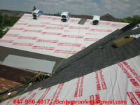 GTA#1 ROOFING,BEST QUALITY JOBS FREE Estimate 647-986-4917
