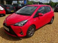 2017 Toyota Yaris 1.5 Hybrid Icon 5 Door Automatic Hatchback Automatic
