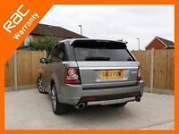 2013 Land Rover Range Rover Sport 3.0 SDV6 Turbo Diesel 255 BHP Autobiography Sp