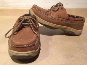 Men's Reel Legends Boat Shoes Size 9 London Ontario image 1