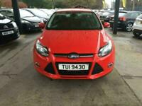 Ford Focus1.0SCTi EcoBoost FINANCE FROM £34AWEEK FULL SERVICE HISTORY WARRANTY