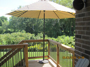 11' Sunbrella Patio Umbrella