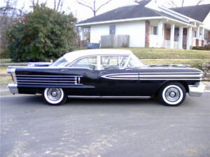 WANTED: Parts for 1958 Oldsmobile some Buick may fit