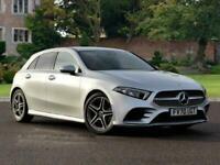 2021 Mercedes-Benz A CLASS HATCHBACK A180 AMG Line 5dr Auto Hatchback Petrol Aut