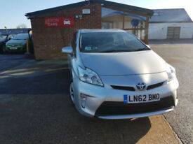 2013 Toyota Prius 1.8 VVT-i Hybrid T4 CVT 5dr PX WELCOME