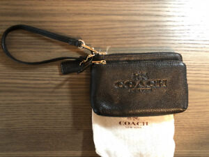 Coach purses and clutches and various brands