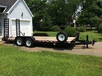 2014 7x20 CANADA Trailer for sale