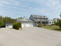 5.29 Acres of Serene Country Living 20 Min. Outside Peterborough