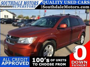 2012 DODGE JOURNEY AMERICAN VALUE PACKAGE London Ontario image 1