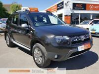 DACIA DUSTER LAUREATE DCI Black Manual Diesel, 2016