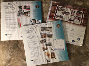 Creative Memory Scrapbooking products