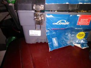 Linde outfit tool box expert 300