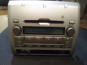 Toyota Factory stereo