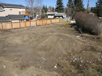Innercity building lot @ $349.900
