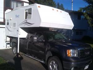 Corsair Excella Truck Camper