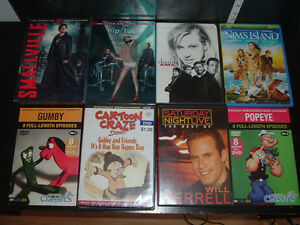 OVER 100 DVD FOR SALE, SOME TV SERIES OTHERS ARE MOVIES AT .75 West Island Greater Montréal image 10