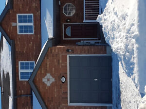 **End Unit Townhome for Rent**