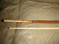 BREAK AND JUMP CUE--Price Reduced
