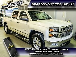 2014 Chevrolet Silverado 1500 LTZ  - Sunroof - Cooled Seats -  H