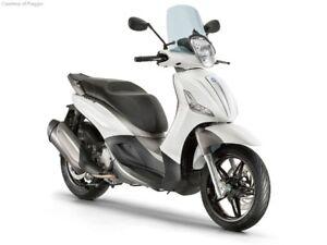 scooter piaggio bv350 2016