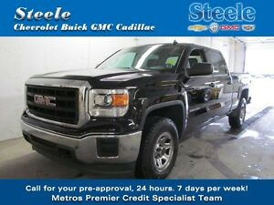 2014 GMC SIERRA 1500 SL One Owner Crew Cab