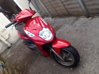 125cc Moped For Sale SYM - Very Cheap