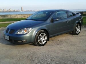 2007 Pontiac G5 LS Coupe (2 door)