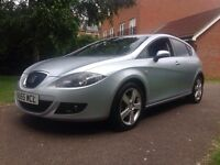 2005 '55' Seat Leon TDi Sport - 6 Speed - 140 Bhp - May P/X ?
