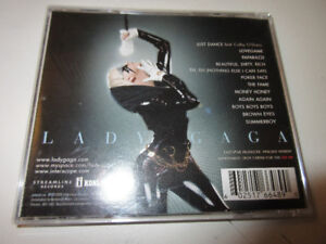 CD Lady Gaga The Fame Compact Disk
