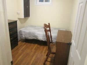 Furnished Room Available January1