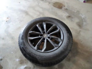 Acura MDX Winter Tires – Almost Brand New