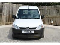 Vauxhall Combo 1700 Cdti Car Derived Van 1.7 Manual Diesel